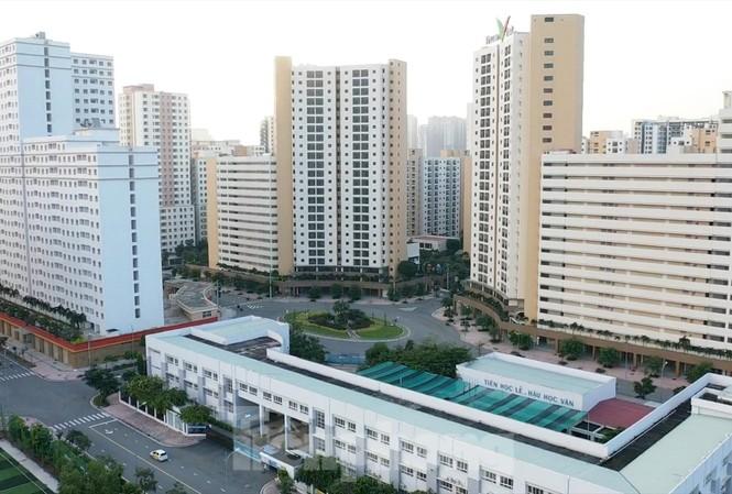 Doanh nghiệp bất động sản đang đối diện với nhiều khó khăn ảnh: H.T