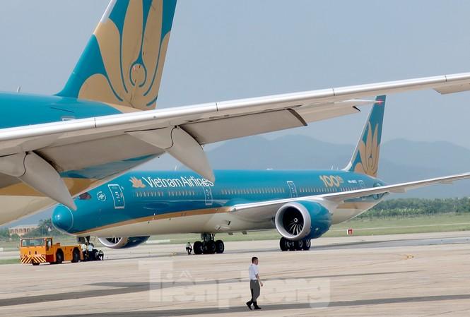 Năm 2019, Vietnam Airlines chính thức chạm mốc 100 tàu bay, với lợi nhuận trước thuế hơn 3.300 tỷ đồng.