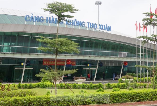 Cục Hàng không yêu cầu sân bay Thọ Xuân phải rà soát lại hệ thống hàng rào để ngăn chặn động vật xâm nhập khu bay uy hiếp an toàn bay.