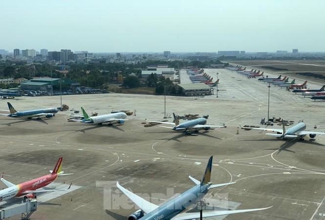 Sau khi đánh giá các điều kiện, một số sân bay đã được quy hoạch dự kiến sẽ lùi lại thời gian triển khai, trong khi một số đề xuất của địa phương không được đưa và quy hoạch. Ảnh minh hoạ.