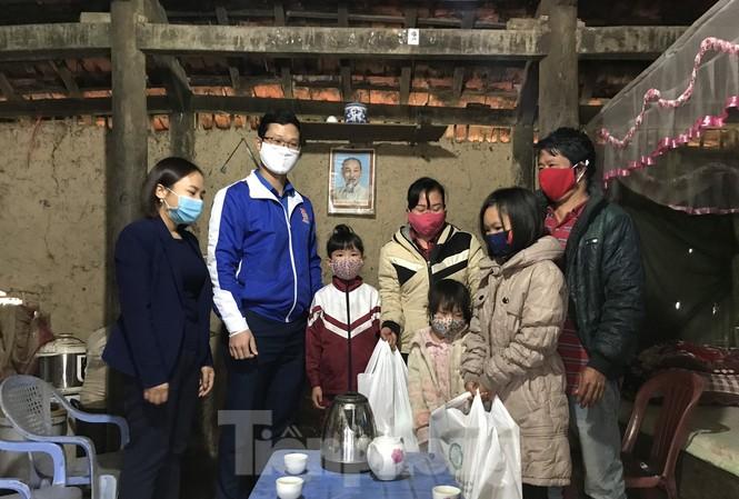 Đoàn Thanh niên Bắc Giang kêu gọi, phối hợp tặng thực phẩm cho người nghèo