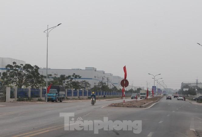 Nhờ kiểm soát tốt dịch, công nghiệp tỉnh Bắc Giang tăng trưởng mạnh