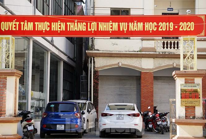 Trụ sở Sở GD&ĐT tỉnh Hà Giang.