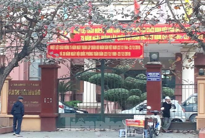 Sở LĐ-TB-XH Thái Bình, nơi có cán bộ vừa bị khởi tố - Ảnh: Hoàng Long