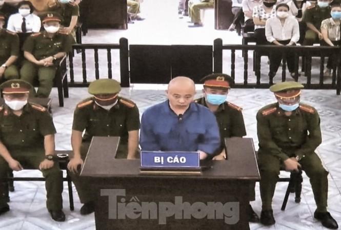"""Sáng 18/8, TAND thành phố Thái Bình bắt đầu xét xử Đường """"Nhuệ"""" - Ảnh: Hoàng Long"""