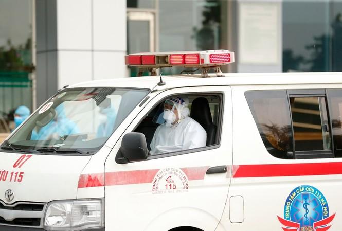 Bệnh nhân thứ 25 tại Việt Nam tử vong vì COVID-19