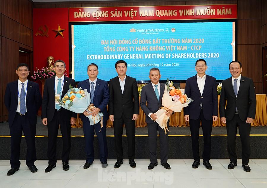 Chánh văn phòng Vietnam Airlines được bầu làm thành viên Hội đồng quản trị