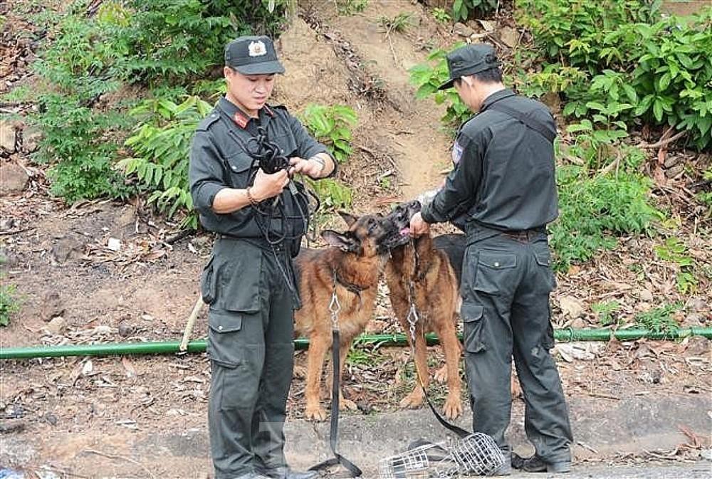 Nghi phạm chém 4 người bị bắt sau 16 ngày trốn trên rừng