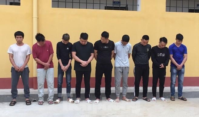 Lạng Sơn: Triệt phá ổ cờ bạc trong quán karaoke