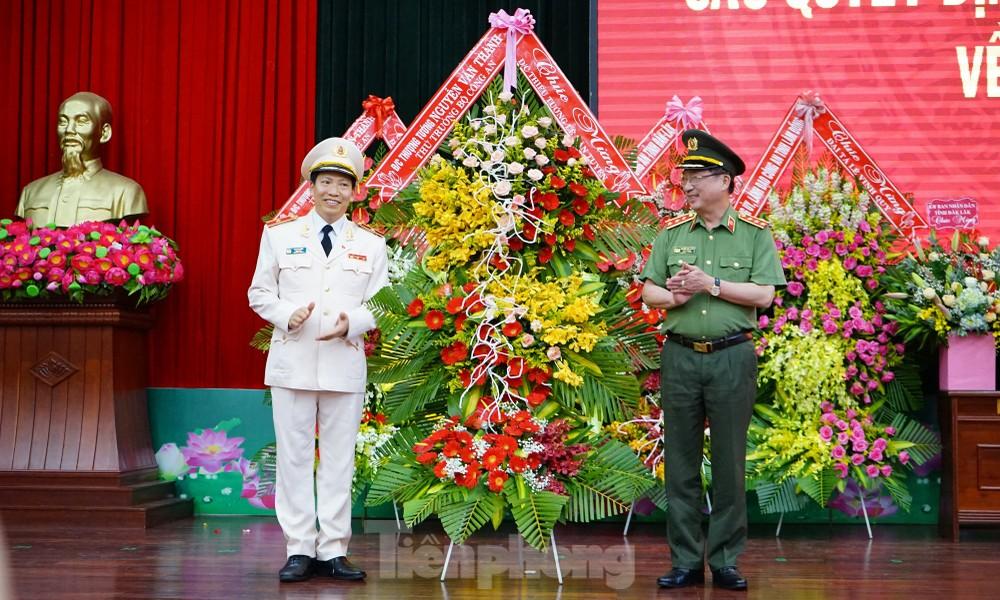 Giám đốc CA Đắk Lắk về làm Phó chủ nhiệm thường trực UBKT Đảng ủy Công an trung ương