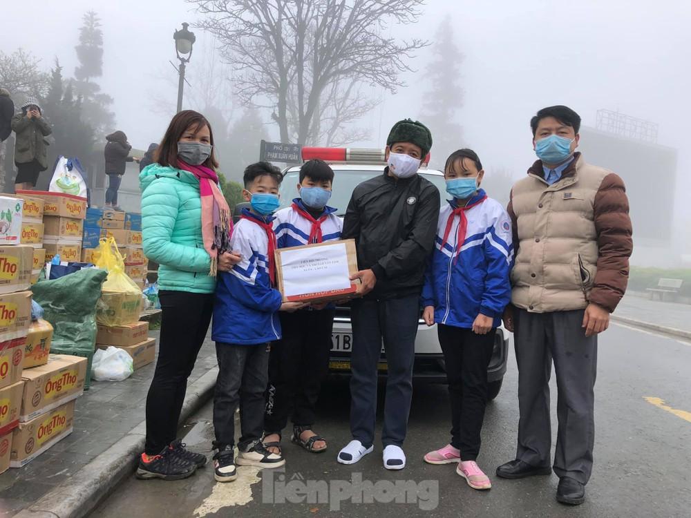 Chỉ trong 2 tiếng, ông Đoàn Ngọc Hải kêu gọi ủng hộ 30.000 hộp sữa cho trẻ em nghèo