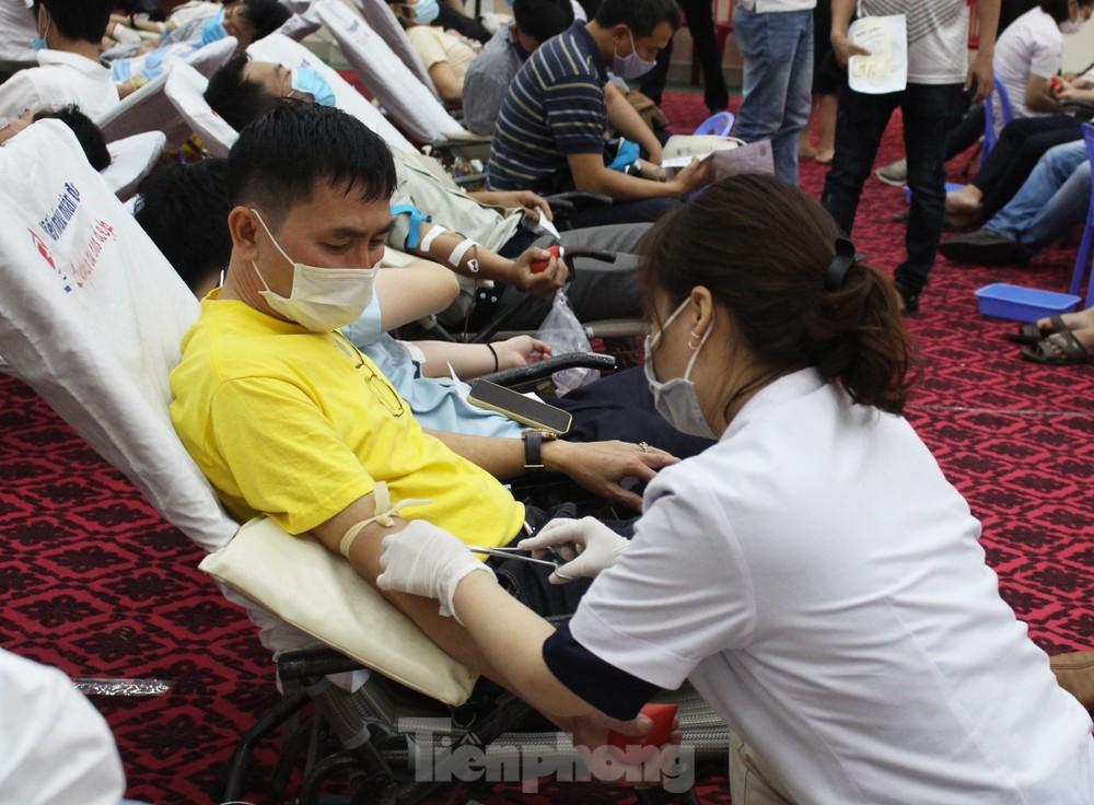 Đà Nẵng 'góp' hơn 500 đơn vị máu hỗ trợ công tác điều trị ở miền Bắc