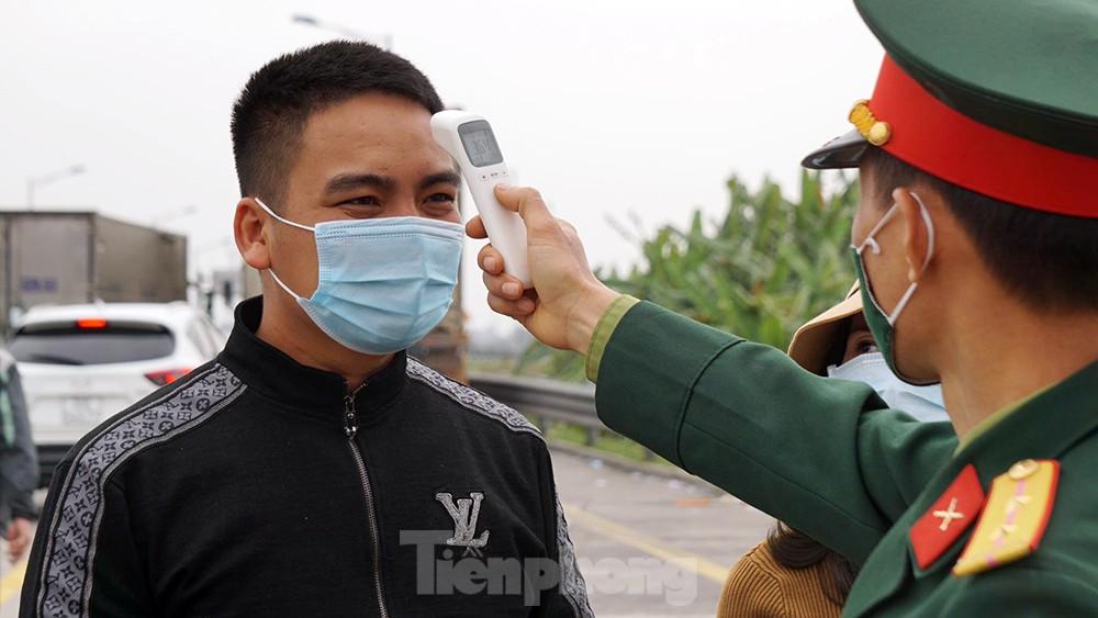 Thêm 1 nhân viện điện lực huyện Cẩm Giàng dương tính SARS-CoV-2
