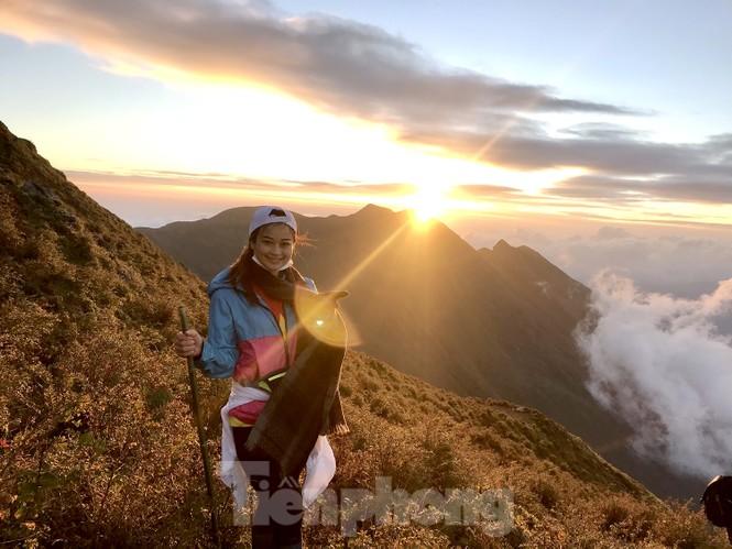 Lên đỉnh 'Thiên đường săn mây, bắt gió' Tà Chì Nhù - ảnh 3