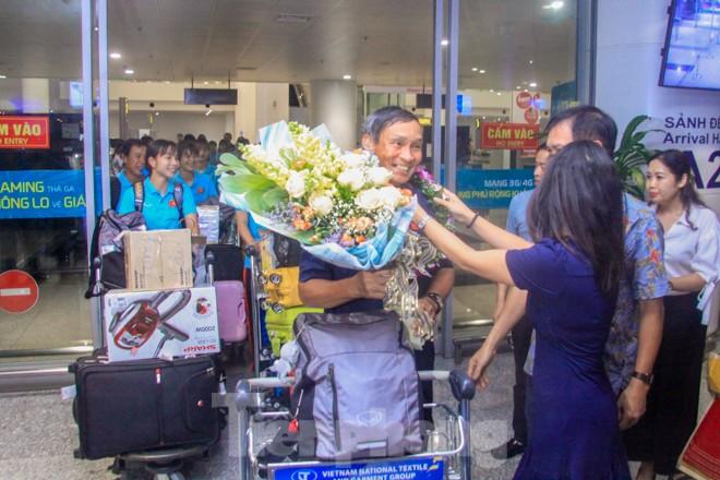 Tuyển nữ 'vinh quy bái tổ', HLV Mai Đức Chung tiết lộ bí quyết thắng Thái Lan - ảnh 2