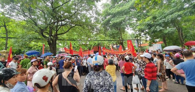 Hàng nghìn công nhân ở Hải Phòng đòi quyền lợi - ảnh 4