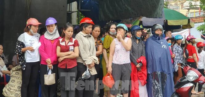 Hàng nghìn công nhân ở Hải Phòng đòi quyền lợi - ảnh 6