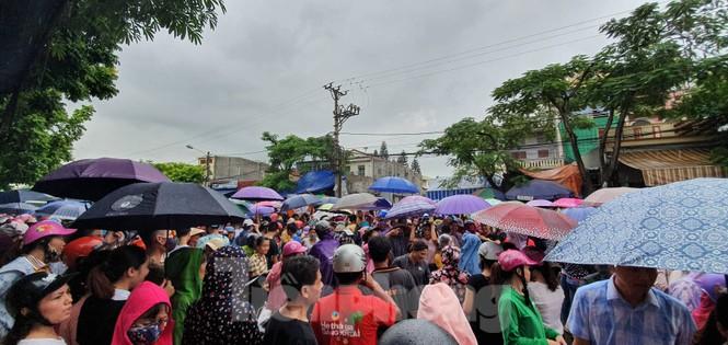 Hàng nghìn công nhân ở Hải Phòng đòi quyền lợi - ảnh 8