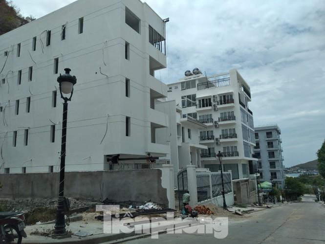 Lên phương án cưỡng chế biệt thự Ocean View Nha Trang xây vượt tầng - ảnh 2