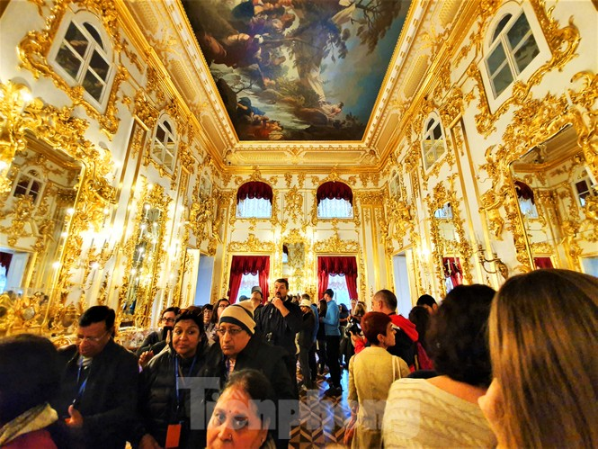 Lạc bước trong Bảo tàng Hermitage diễm lệ - ảnh 2