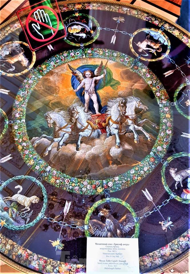 Lạc bước trong Bảo tàng Hermitage diễm lệ - ảnh 6