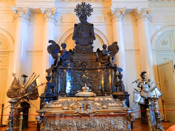 Lạc bước trong Bảo tàng Hermitage diễm lệ - ảnh 8