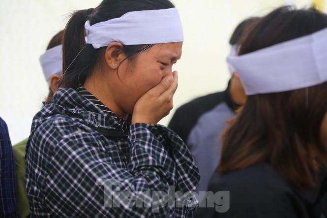 Ngày lễ 20/10 đầy nước mắt của mẹ và vợ Thiếu tướng Hùng - ảnh 4