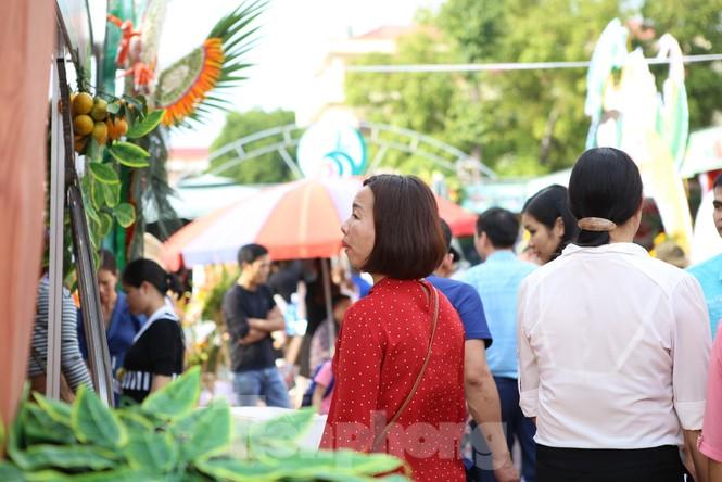 Đặc sắc hội chợ cam, bưởi ở Bắc Giang - ảnh 5