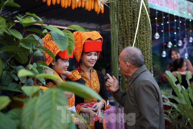 Đặc sắc hội chợ cam, bưởi ở Bắc Giang - ảnh 6