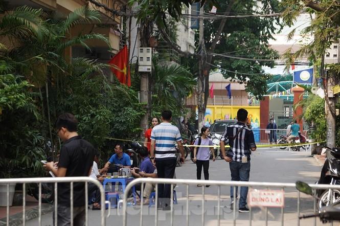 Nam nghi phạm cuồng sát 2 nữ sinh trong nhà trọ tại Hà Nội đã tử vong - ảnh 1