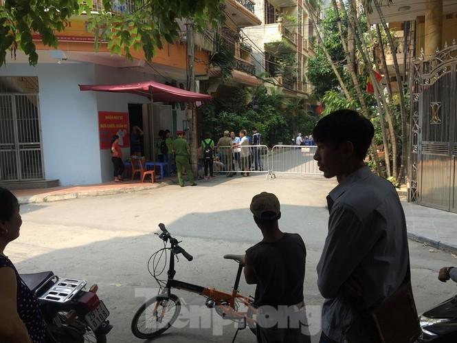 Nam nghi phạm cuồng sát 2 nữ sinh trong nhà trọ tại Hà Nội đã tử vong - ảnh 2