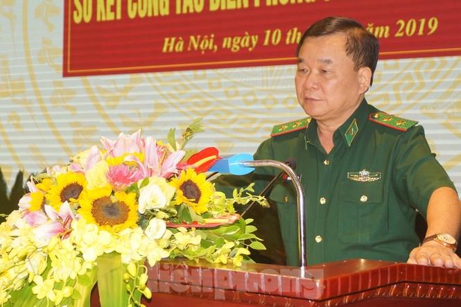 Tư lệnh Biên phòng đề nghị Tiền Phong thông tin những sai sót trong lực lượng  - ảnh 1
