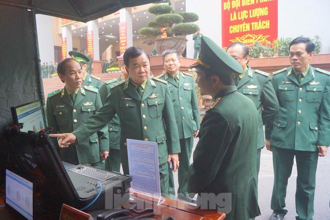 Tư lệnh Biên phòng đề nghị Tiền Phong thông tin những sai sót trong lực lượng  - ảnh 2