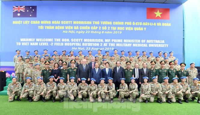 Thủ tướng Australia mong muốn hợp tác về an ninh biển với Việt Nam - ảnh 3