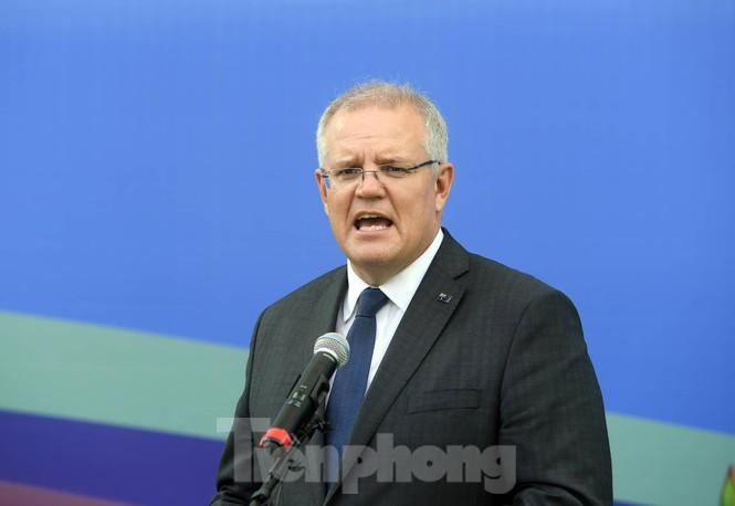 Thủ tướng Australia mong muốn hợp tác về an ninh biển với Việt Nam - ảnh 1