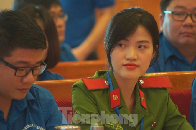 Đảng viên trẻ tiên phong 'Cần, Kiệm, Liêm, Chính, Chí công vô tư' - ảnh 6