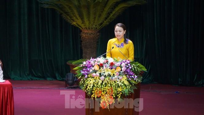 Bà Nguyễn Thị Thu Hà tái đắc cử Bí thư Tỉnh uỷ Ninh Bình - ảnh 3