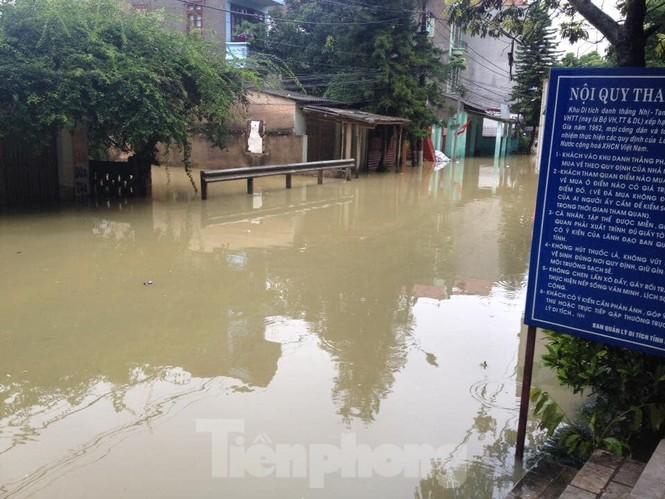 ngập lụt nghiêm trọng ở Lạng Sơn - ảnh 1
