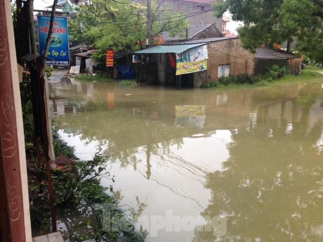 ngập lụt nghiêm trọng ở Lạng Sơn - ảnh 2