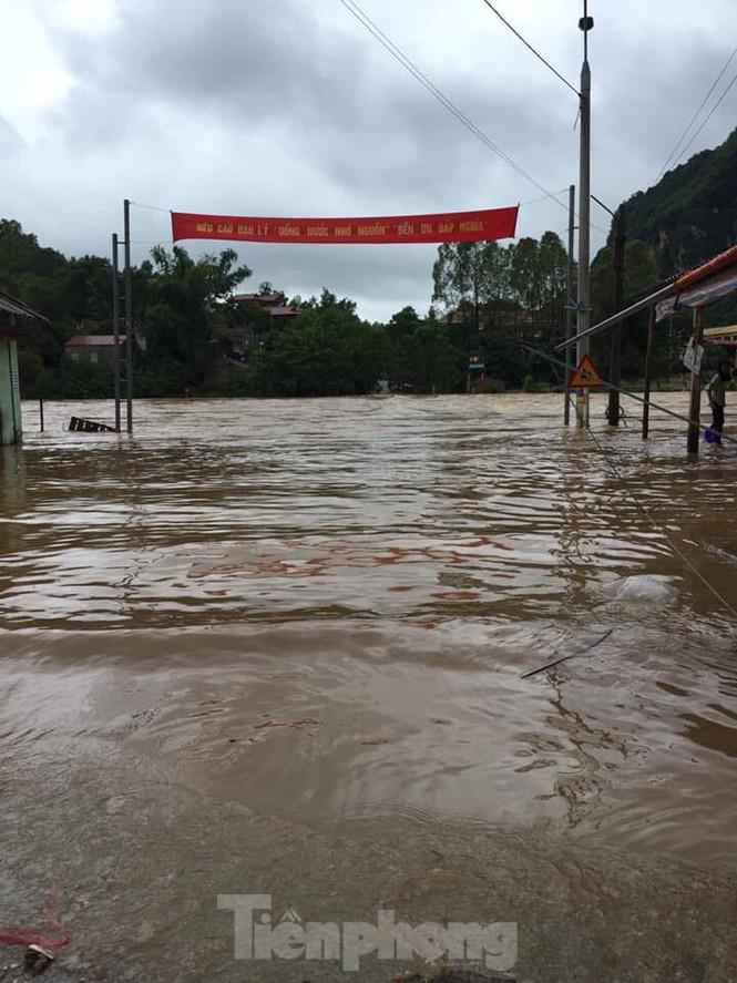 ngập lụt nghiêm trọng ở Lạng Sơn - ảnh 4