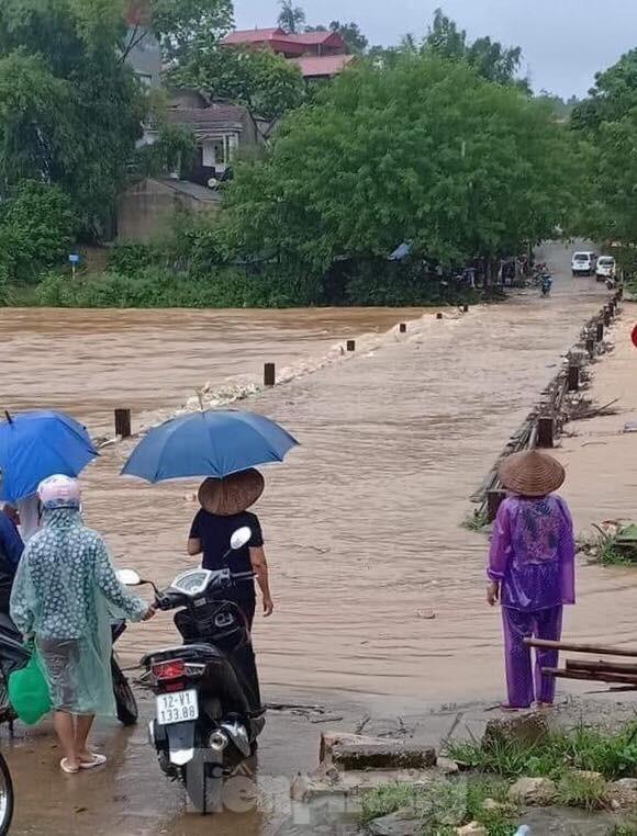 ngập lụt nghiêm trọng ở Lạng Sơn - ảnh 5
