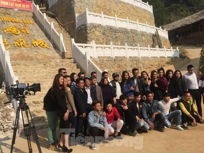 Xôn xao phim trường bí ẩn ở Lạng Sơn - ảnh 2