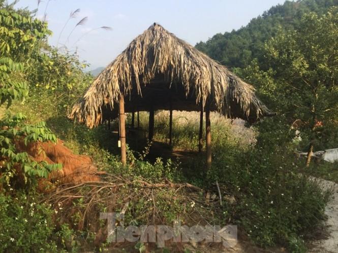 Cận cảnh phim trường bí ẩn ở ven thành phố Lạng Sơn  - ảnh 4