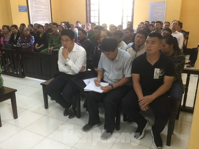 Đề nghị tuyên 4 án tử hình đối với các bị cáo do trùm Voòng cầm đầu - ảnh 3