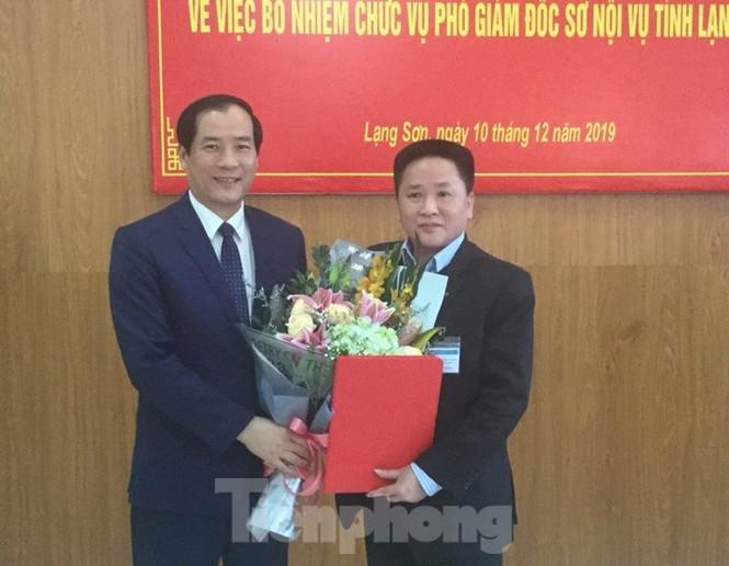 Bổ nhiệm nhiều vị trí chủ chốt ban ngành tỉnh Lạng Sơn - ảnh 1