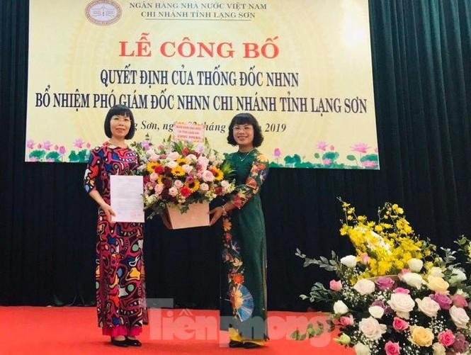 Bổ nhiệm nhiều vị trí chủ chốt ban ngành tỉnh Lạng Sơn - ảnh 2