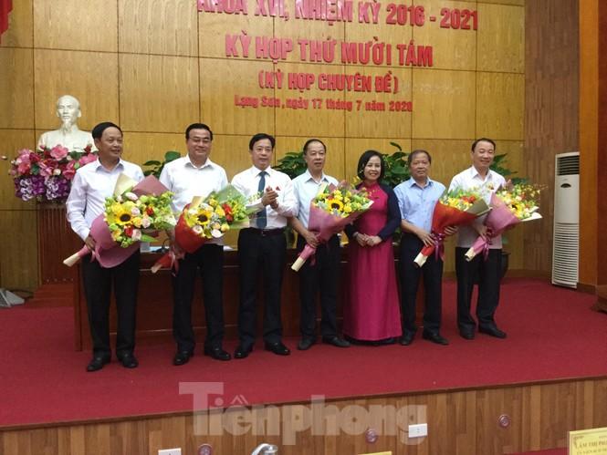Ông Hồ Tiến Thiệu đảm trách chức vụ Chủ tịch UBND tỉnh Lạng Sơn - ảnh 1