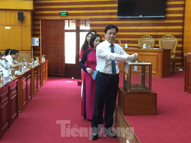 Ông Hồ Tiến Thiệu đảm trách chức vụ Chủ tịch UBND tỉnh Lạng Sơn - ảnh 2
