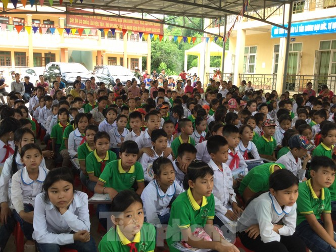 Thắp sáng ước vọng cho người dân xã Vân An  - ảnh 9