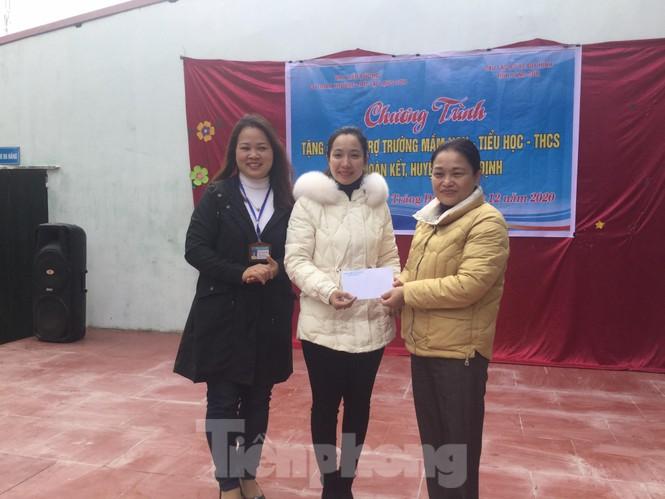 Giúp trẻ nhỏ vượt khó ở Lạng Sơn - ảnh 6